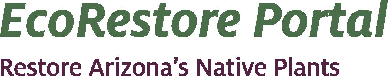 EcoRestore Portal | Home